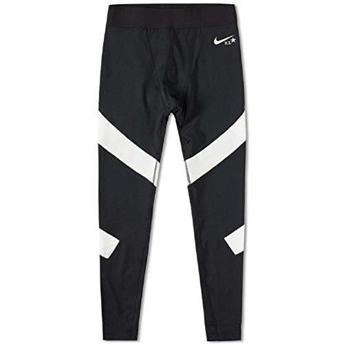 Nike NikeLab x riccardo Tisci Pro タイト ブラック&ホワイト メンズ サイズXL