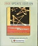 img - for The Challenge of Democracy: Brief Edition, 2008 Update Edition book / textbook / text book