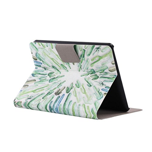 Price comparison product image Kindle Paperwhite, LUNIWEI Painted Leather Stand Cover Case
