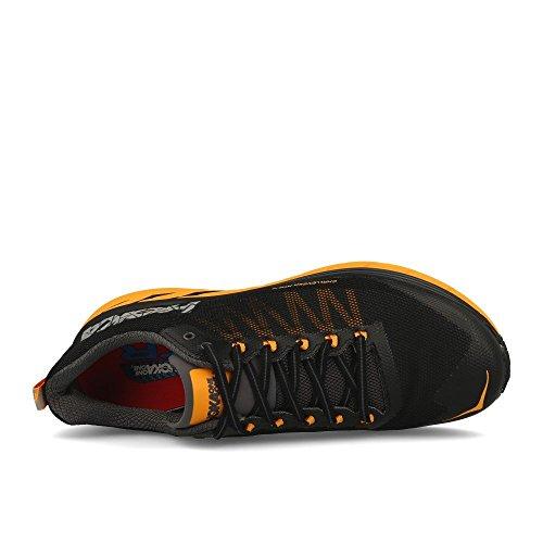 Zapato de trail para hombre Hoka ATR challenger size 47, color: naranja y negro