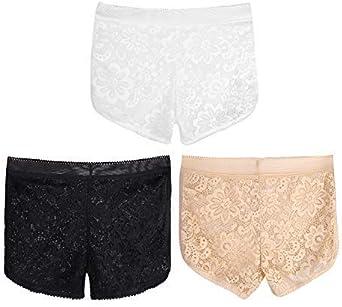 Shorts de Sécurité Sans Couture Legging Court