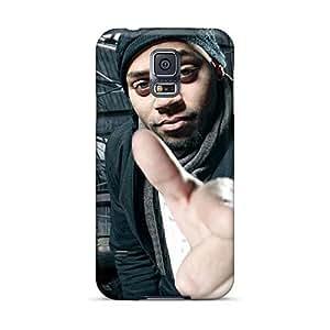LauraFuchs Samsung Galaxy S5 Great Cell-phone Hard Cover Custom Realistic Breaking Benjamin Image [UAv1969WdYq]