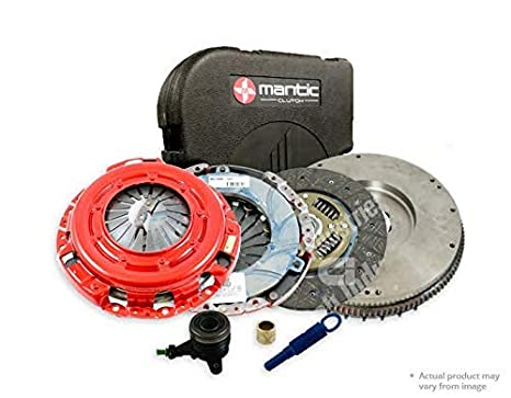 Mantic Stage Premium Clutch Kit   Mantic ER2 Heavy Duty Cover Assembly   Clutch plate  