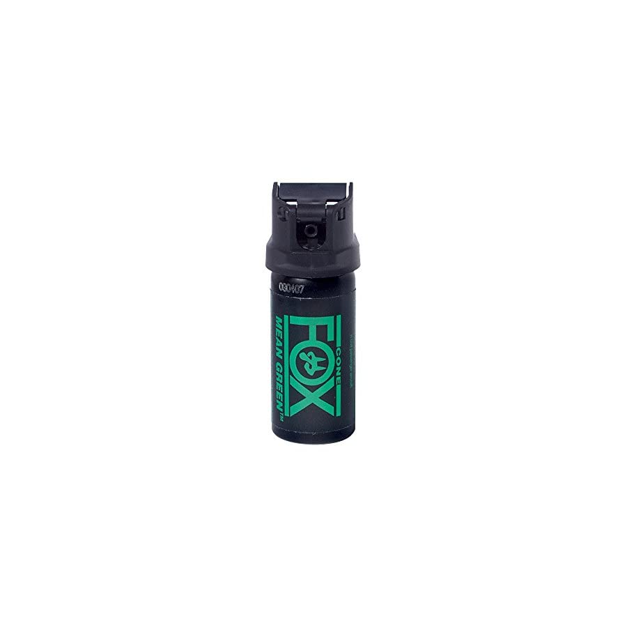 PS Products 2 oz 6% Mean Green Cone Fog Pepper Spray