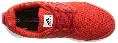 Adidas Unisex-Kinder Galaxy 3 K Turnschuhe, Braun (Rojbas/Rojbas/Escarl), 36 EU