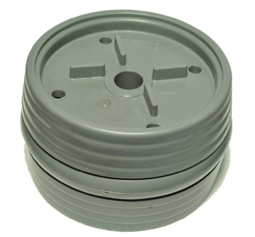 Kirby Generation 4 Front Wheel, color gray, will fit all Kirby Generation 3 Series thru present