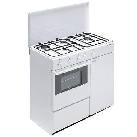 Bompani BI960YA/L Freestanding Gas A White cooker - Cookers ...