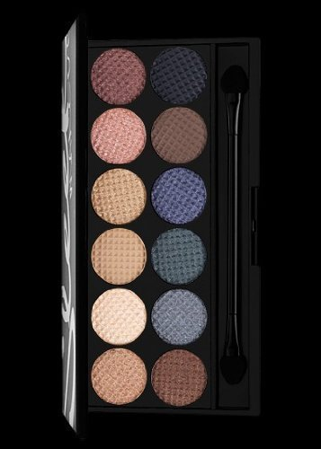 82 opinioni per Genuine Sleek Makeup mi divino Eyeshadow Palette -