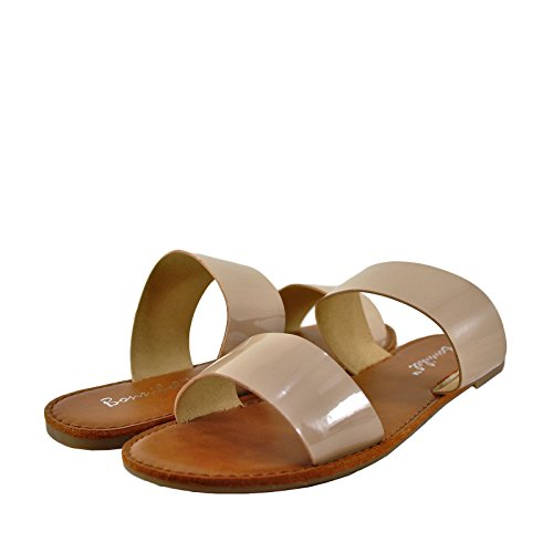 Bonnibel Dotty 3 Correa De Doble Correa Para Mujer En Sandal Desnudo