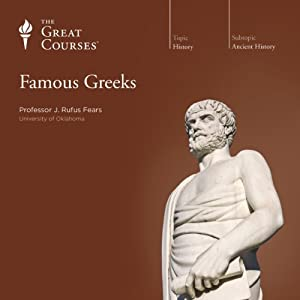 Famous Greeks Lecture