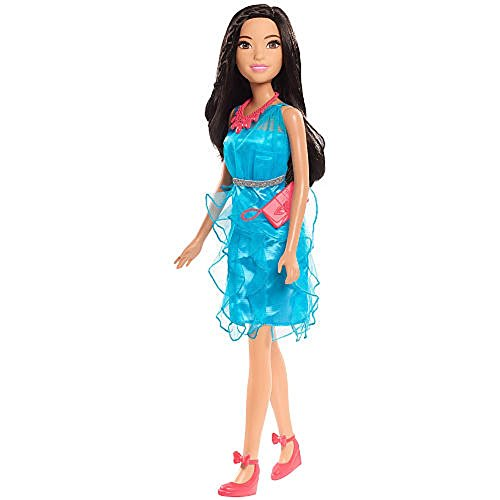 Asian Play Dolls (Just Play Barbie Asian Doll, 28
