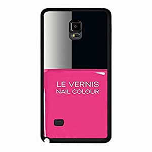 Samsung Galaxy Note 4 Phone Case, Hipster Le Vernis Nail Cosmetics Design Makeup Palette Phone Case Cover Palette Stylish