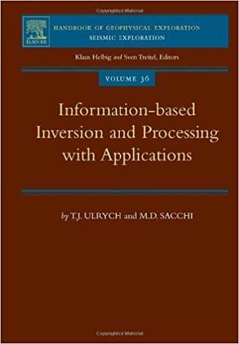 Information-Based Inversion and Processing with