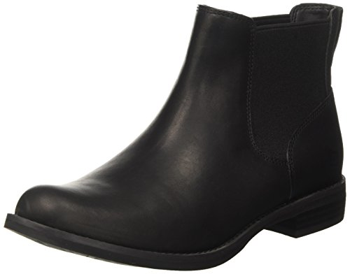 Bottes Fit wide Timberland Low Femme Noir Magby Chelsea black XPZPgvn