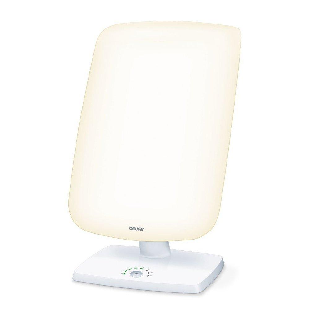 Beurer TL 90 Tageslichtlampe, Lichttherapielampe mit stufenloser Neigungsverstellung, Behandlungszeit-Anzeige product image