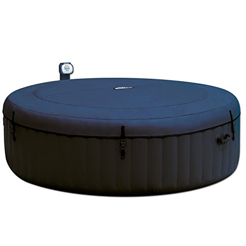 Intex Pure Spa 6-Person Inflatable Portable Heated Bubble Hot Tub | 28409E ()