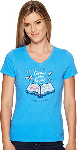 life-is-good-womens-crusher-vee-grow-the-good-tile-blue-xl