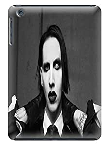 Candy color tpu phone cover/shell/case with view for ipad mini of Marilyn Manson in Fashion E-Mall