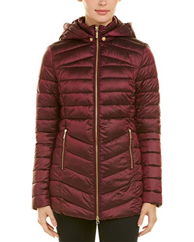 Barbour Womens Ailith Quilted Jacket, 10, Red