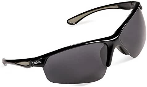 Duduma Polarized Sports Sunglasses for Baseball Cycling Fishing Golf Tr58 Superlight Frame