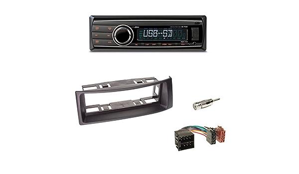 Radio Juego de montaje: Auto Radio Caliber rmd212 USB/SD ...