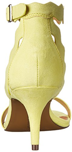 outlet comfortable cheap sale new Chinese Laundry Women's Rubie Dress Sandal Lime Suede jThKyp