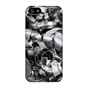 [khPoipT7401CZGaZ]premium Phone Case For Iphone 4/4s/ 3d Strawberry Shell Tpu Case Cover