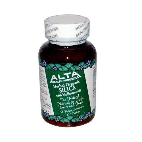 (Sil X Silica - 120 tab ( Multi-Pack) by ALTA HEALTH)