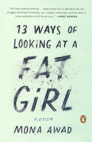 book cover of 13 Ways of Looking At a Fat Girl