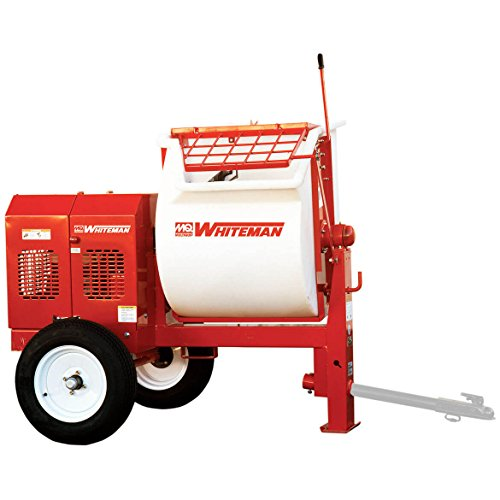 Multiquip WM90SH8 Honda GX-240 Engine Mortar Mixer, 9 cu. ft. Capacity Steel Drum by Multiquip Inc.