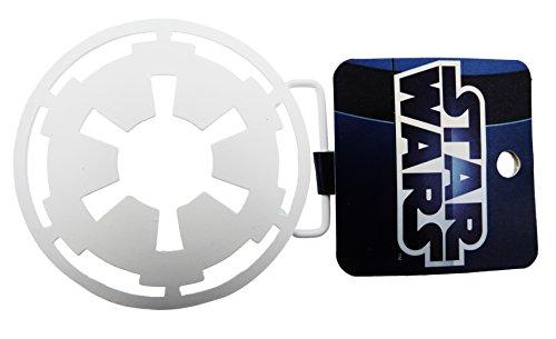 Star Wars Logo Belt - Star Wars Belt Buckle Imperial Logo White Color Rock Rebel Fashion George Lucas