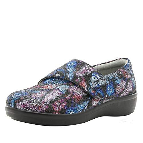 Alegria Womens Lauryn Slip On Shoes, Feather Weight, 40 W EU (9.5-10 W US)