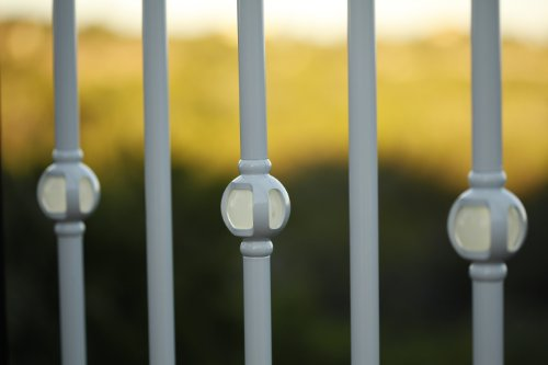 Deck Baluster Lighting in US - 4
