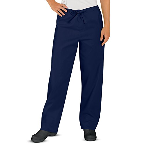 Strictly Scrubs Unisex Medical Uniform Set (XL, Navy) by Strictly Scrubs (Image #7)