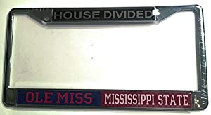 Ole Miss Rebels Mississippi State Bulldogs House