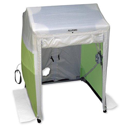 Allegro Industries 9401‐66 Deluxe Work Tent, 6' x 6', 1 Door by Allegro Industries