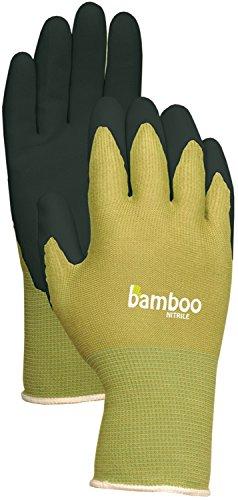 Bellingham C5371L The Bamboo Gardener Work Gloves for Big Jobs, Large, Large ()