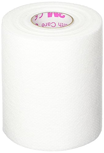 "3M Medipore Soft Cloth Surgical Tape - 3"" wide per roll"