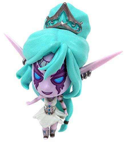 Cute But Deadly Series 2 Vinyl Figure Tyrande from World of Warcraft