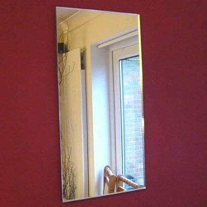 Rectangle Mirror 10cm x 8cm