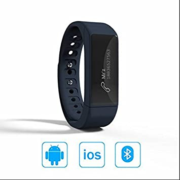 Actividad tracker Fitness Armband, Herzfrequenz – Fitness Armband, Pulso Relojes Running Sport Fitness Armband