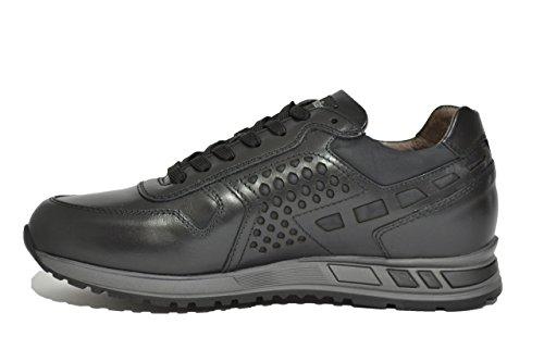 A604350u Uomo Sneakers Scarpe Giardini Nero 4350 qZaXXw