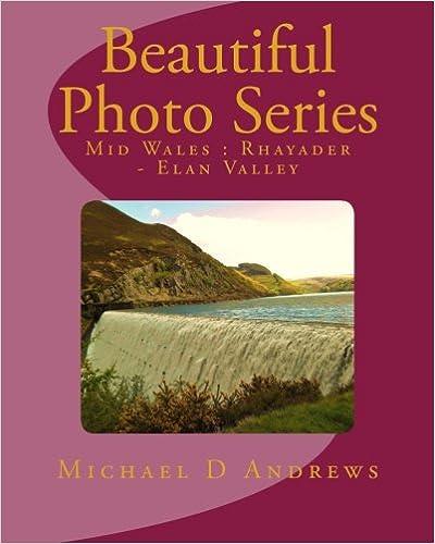 Beautiful Photo Series: Mid Wales: Rhayader - Elan Valley: Volume 2