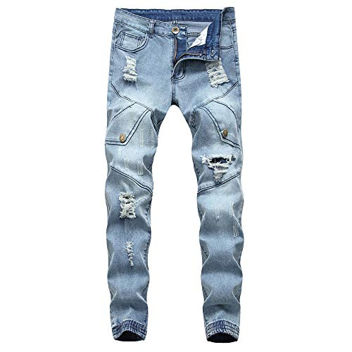 Jeans for Men,Bootcut Jeans Men,Comfort Fit Jeans Men,Denim Jeans Pant Men,Distressed Jeans Men,Fit Boot Cut Jean,Fit Jean Men, Jean Men,Stretch Jeans Men (XL,2- Blue)