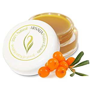 ARNALIA 100% Natural & Organic, Anti Wrinkle, Anti Aging Cream & Moisturizer - Cosmetics Skin Care Products, Best Eye & Face Care Balm for Wrinkles, Age Spots & All Skin Types - Wild Grown - (5ml)