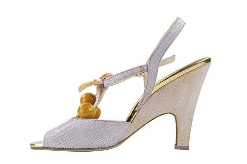 Stella McCartney Damen Schuhe Textil Beige 40