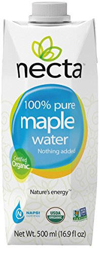 Necta pure organic maple water, 16.9 Fluid Ounce (12 pack)