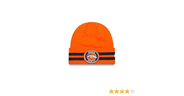 8d2138edade Amazon.com   New Era 2 Striped Remix Knit Hat (One Size