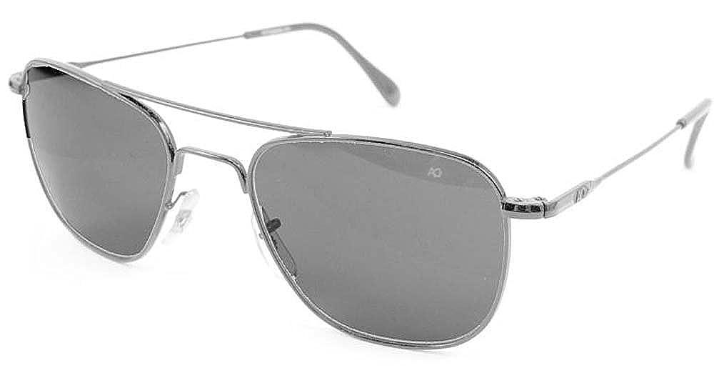 American Optical - Gafas de sol - para hombre Matte Chrome ...