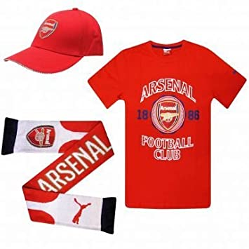 9d98591851481 Arsenal FC Ultimate Fan T-Shirt